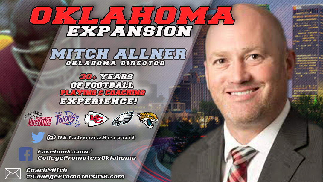OKLAHOMA EXPANSION IS OFFICIAL!