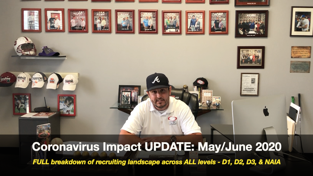 THE CORONAVIRUS IMPACT *SUMMER 2020 UPDATE*