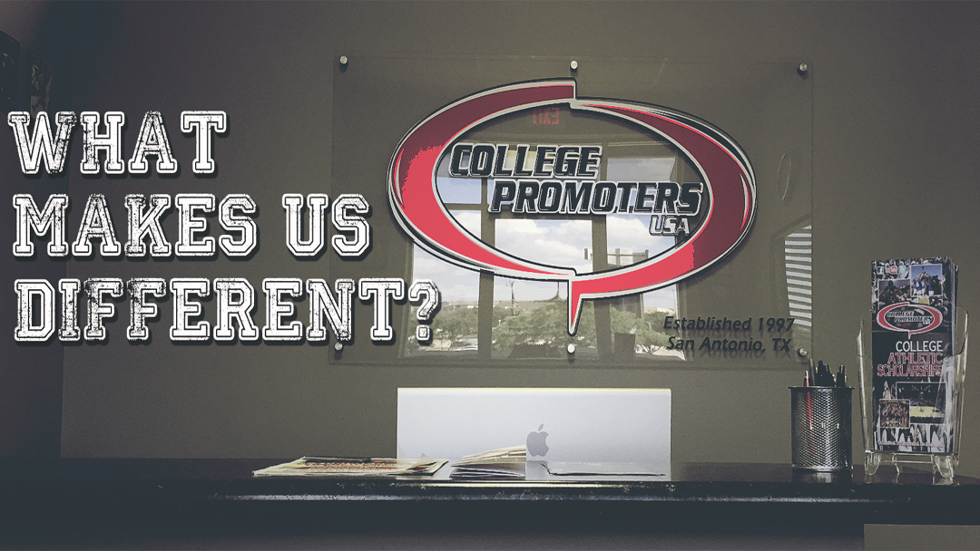 Experience the College Promoters Difference